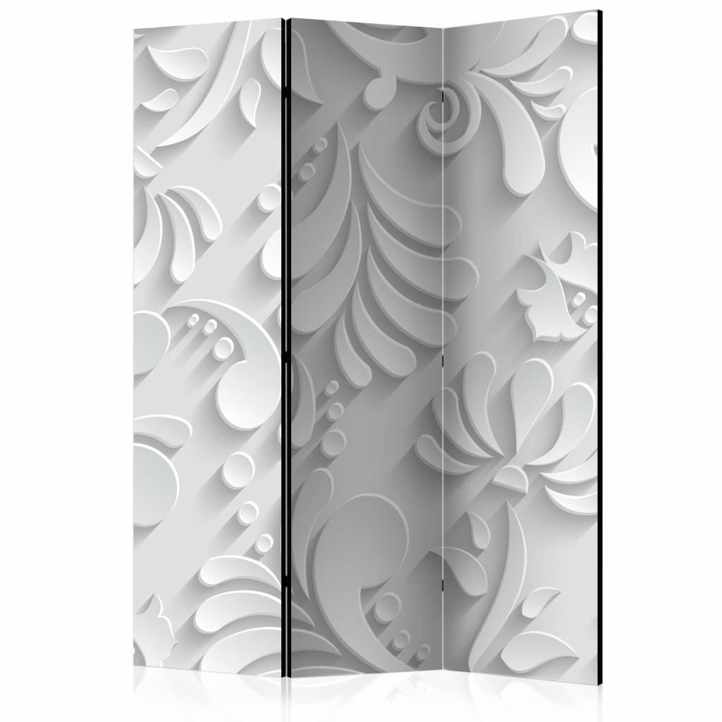 Vouwscherm – Bloemen motief 135x172cm | Karo-art | 5902875656977