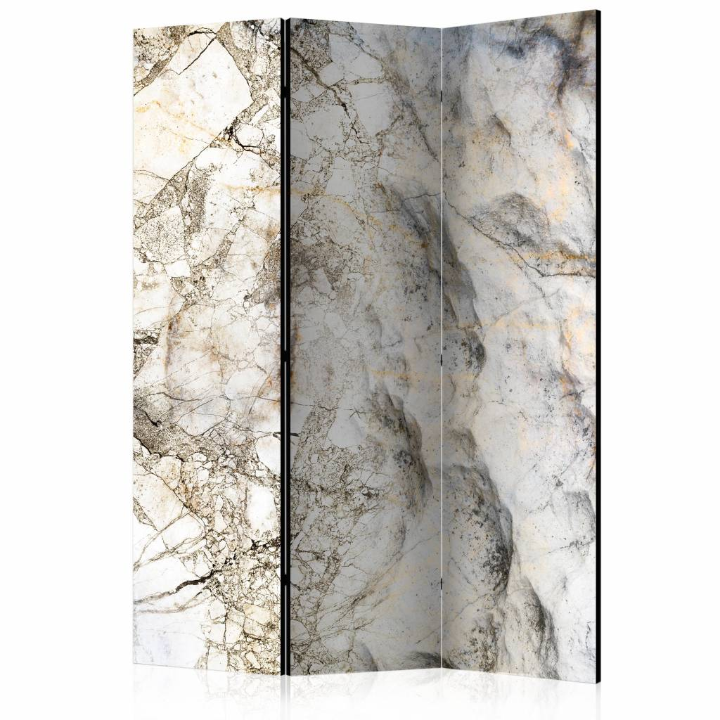 Vouwscherm – Marmeren mysterie 135x172cm | Karo-art | 5902875660035