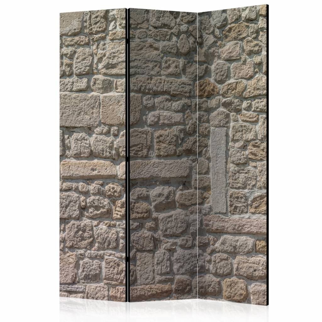 Vouwscherm – Stenen Tempel 135×172 cm | Karo-art | 5902875659299