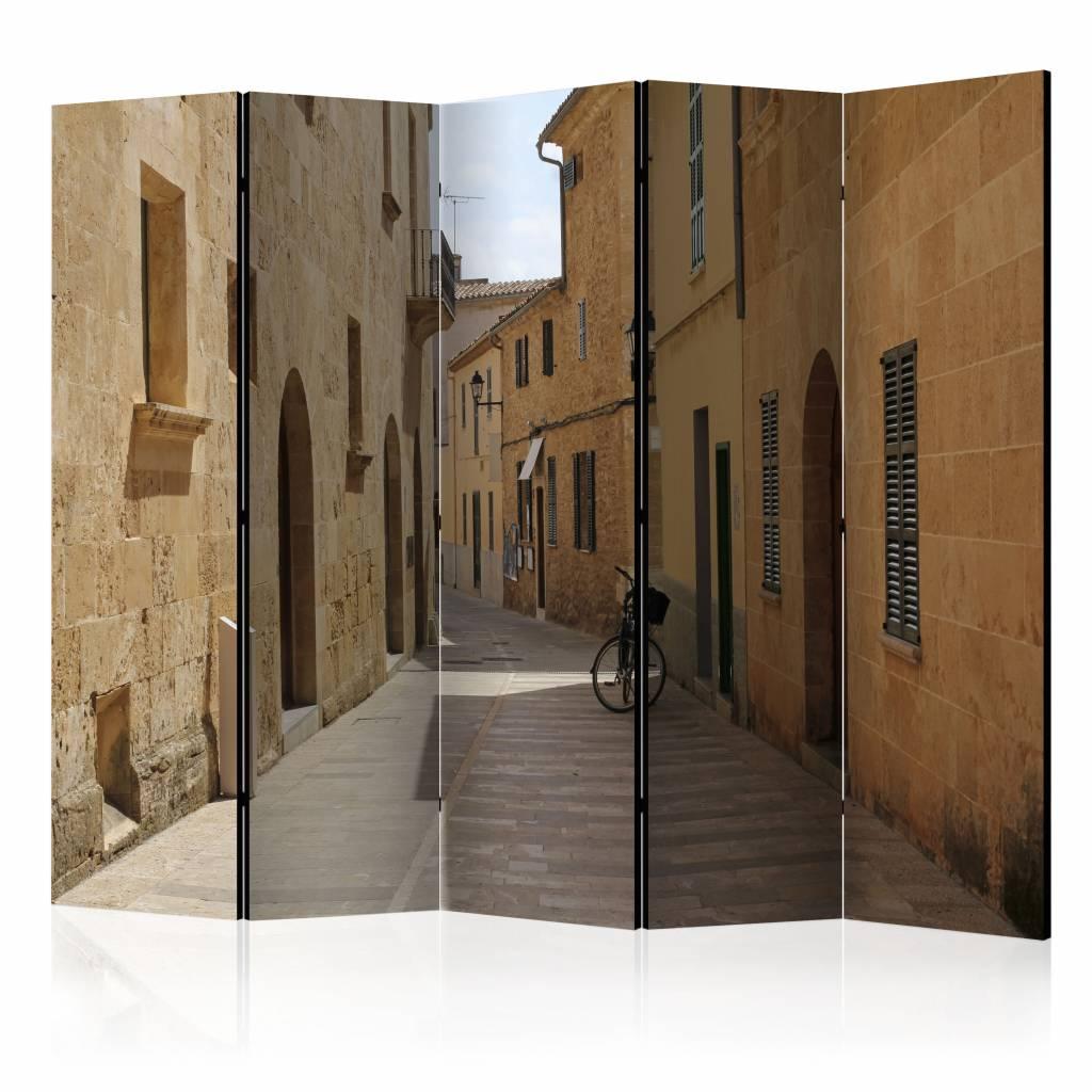 Vouwscherm – Zomer in Mallorca 225x172cm | Karo-art | 5902875659220