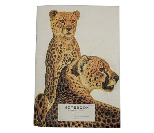 À la Notitieboek 15 x 22 cm – Leopard |