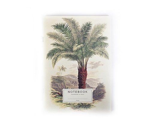 À la Notitieboek 15 x 22 cm – Palmtree |
