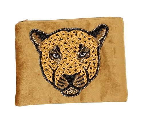 À la Velvet Toilettas – Leopard |