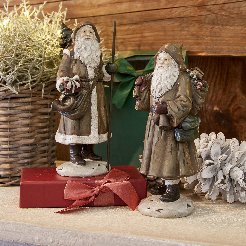 Kerstman, set van 2 Filain | LOBERON | 4250769278905