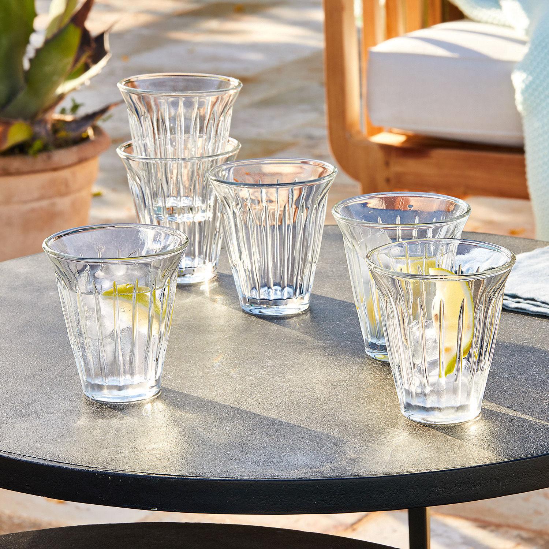 Waterglas set van 6 Lesly | LOBERON | 4250769287297