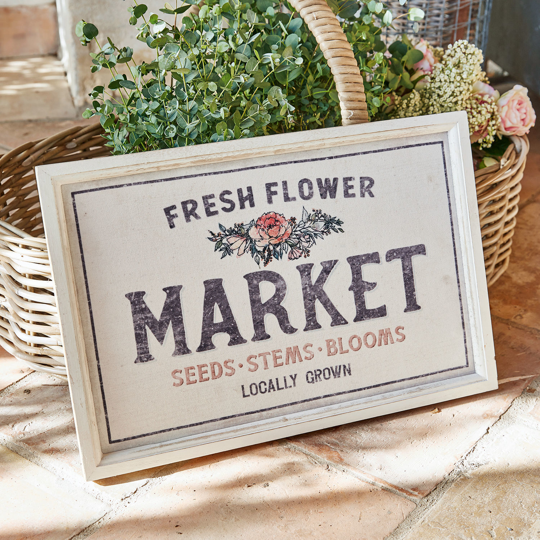 Decoboard Fresh Flower | LOBERON | 4251887605642