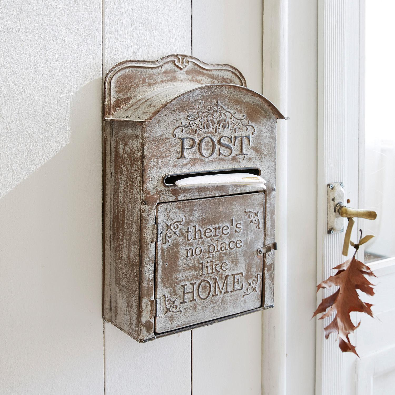 Decoratieve brievenbus Biella | LOBERON | 4250769289932
