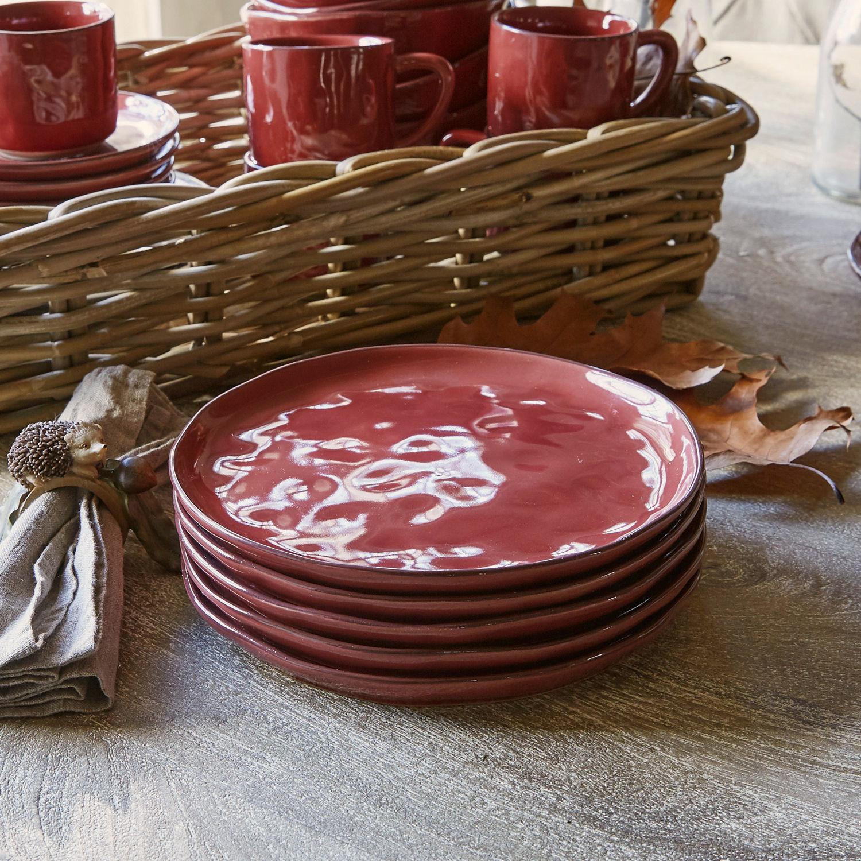 Dessertbordjes set van 6 Biarré | LOBERON | 4250769291461