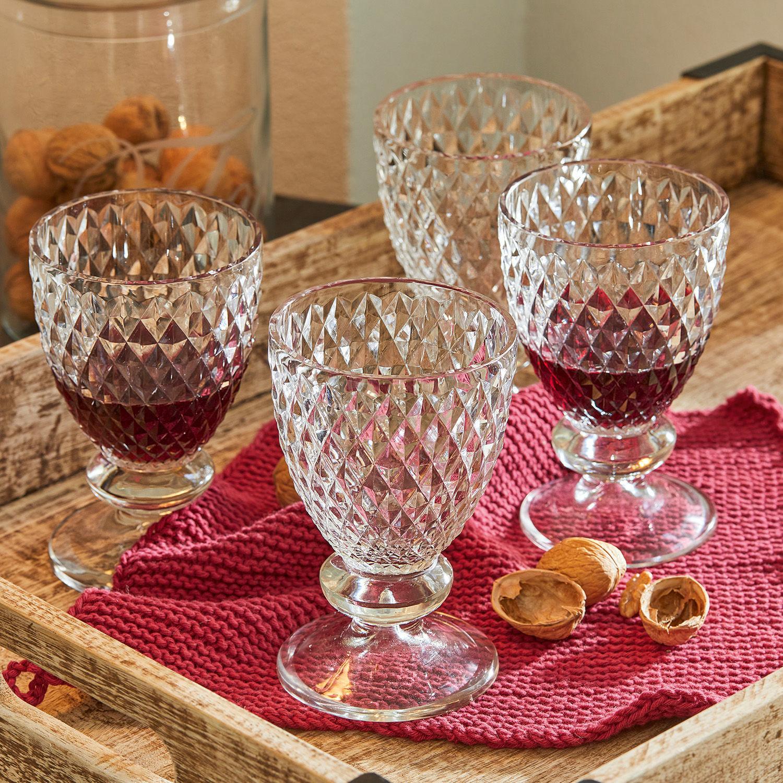 Wijnglas, set van 2 Nantes | LOBERON | 4250769290235